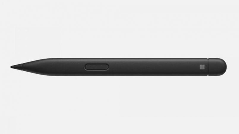 Surface Slim Pen 2 Mempunyai Sistem Haptik Seperti Menggunakannya Di Atas Kertas Sebenar