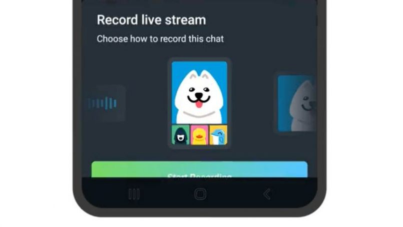 Telegram Kini Memudahkan Pengguna Merakamkan Penstriman Dan Panggilan Video