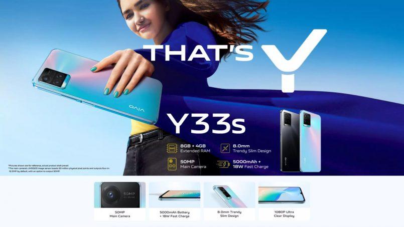 Vivo Y33s Ditawarkan Di Malaysia Pada Harga RM999