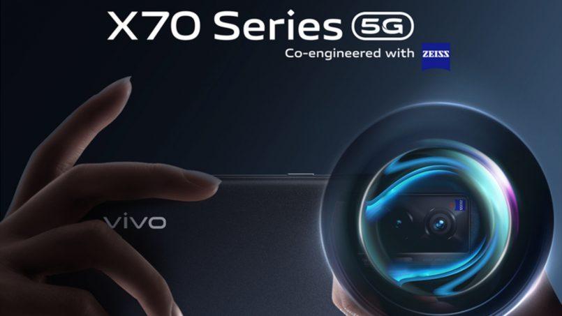 Siri Vivo X70 Akan Dilancarkan Di Malaysia Pada 22 September 2021