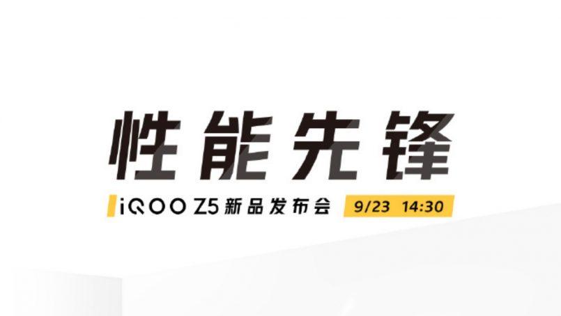 iQOO Z5 Akan Menggunakan Snapdragon 778G – Pelancaran Rasmi Pada 23 September 2021