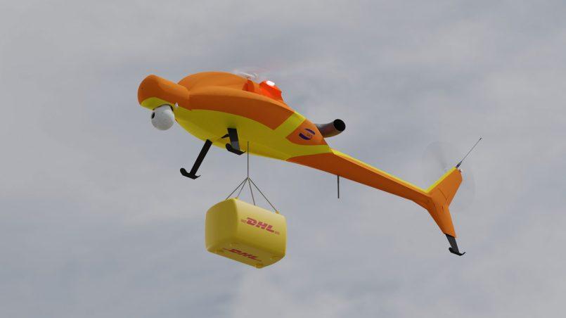 DHL Express Malaysia dan Pen Aviation Menandatangani Perjanjian Membangunkan Dron Penghantar Barang