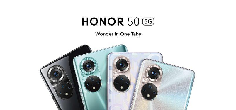 Honor 50 Kini Rasmi Di Malaysia – Hadir Dengan GMS, Harga Bermula RM1699