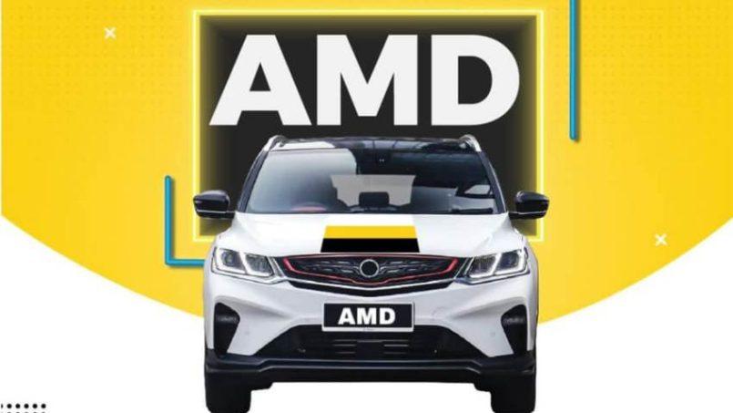 """Peminat AMD? JPJ Akan Membuka Bidaan Nombor Plat """"AMD"""" Pada Minggu Hadapan"""