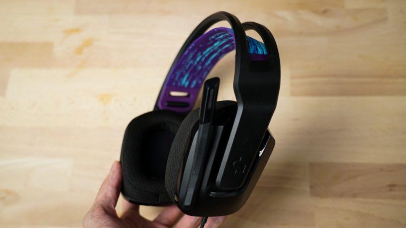 Ulasan Logitech G335 Wired Gaming Headset – Selesa Dan Mampu Milik Tapi Audio Sederhana