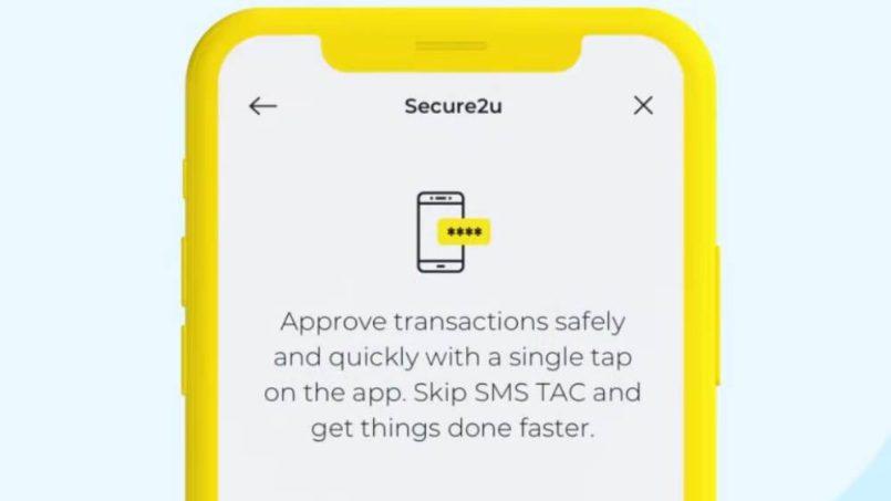 Maybank Secure2U TAC