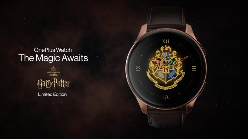 OnePlus Watch Harry Potter Limited Edition Dilancarkan