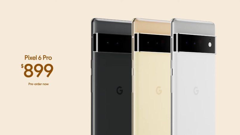Atas Permintaan Tinggi, Pelanggan Akan Menerima Pixel 6 Pro Selewat Januari 2022