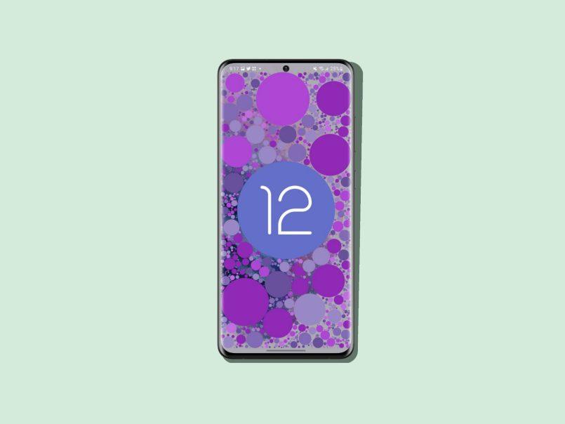 Samsung Menguji Sistem Tema Android 12 Mirip Google Pixel