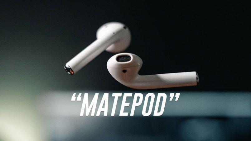 """Apple Gagal Menghalang Huawei Daftar Tanda Dagang """"MatePod"""" Di China"""